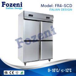 Tủ đông cánh inox FR4-SCD