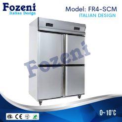 Tủ đông cánh inox FR4-SCM