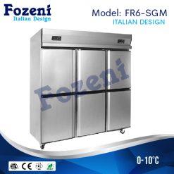 Tủ đông cánh inox FR6-SGM