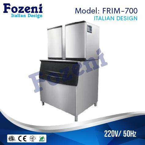 Máy làm đá viên vuông FRIM-700 1