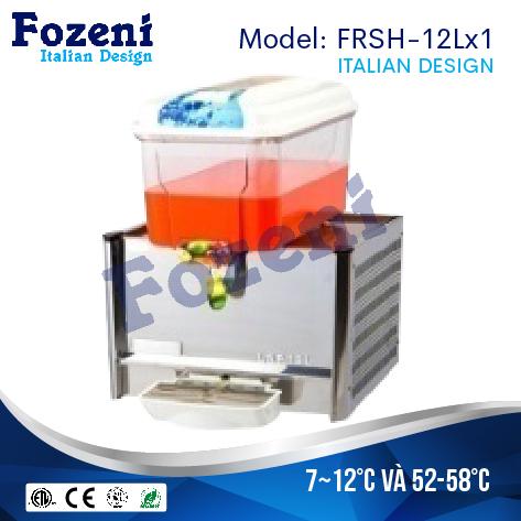 Máy làm mát nước hoa quả FRSH-12Lx1