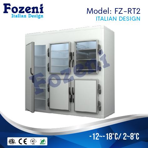 Kho lạnh nhà hàng FR-RT2