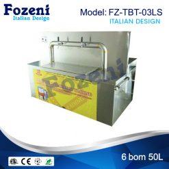 Tủ bảo quản bia có bàn rót FZ-TBT-03LS