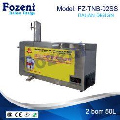Tủ bảo quản bia bằng nước FZ-TNB-02SS